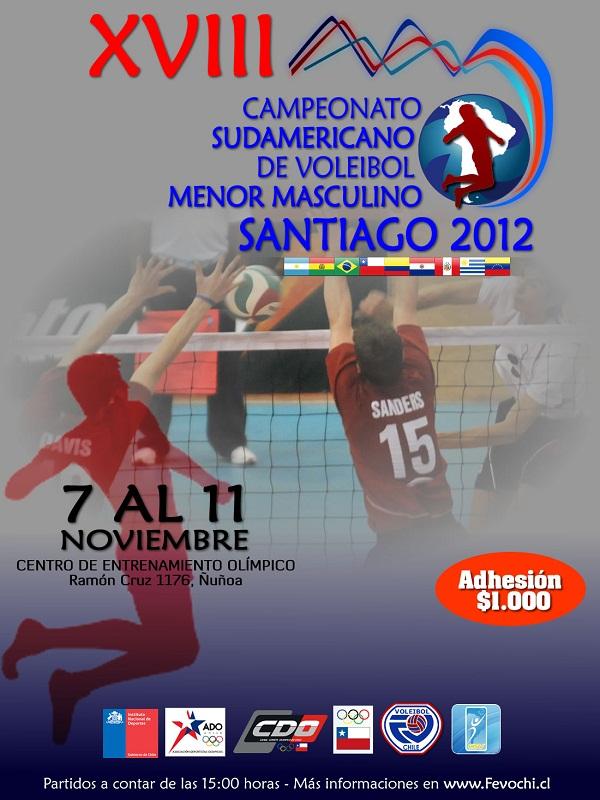 Afiche_Campeonato_Sudamericano_Menores