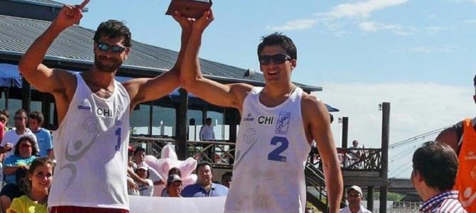 Nota Confirmada la fecha chilena del circuito sudamericano de Beach Volley_Carrusel