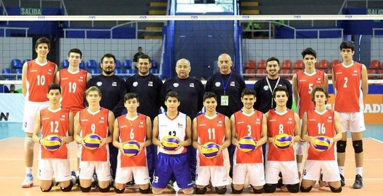 chile voley