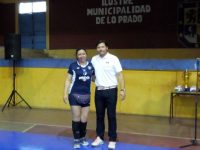 VOLEY DAMAS LO PRADO 5
