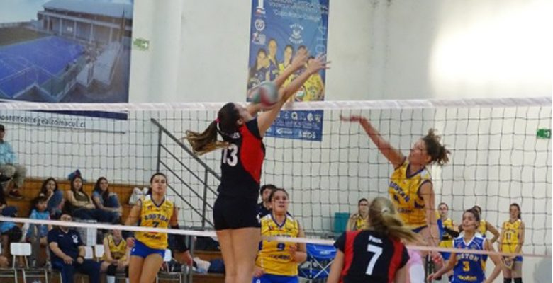 MANQUEHUE VOLEY 1